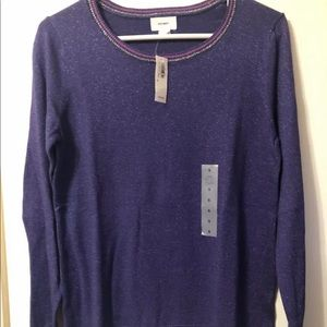 NWT Old Navy Women's Crew Neck Sweater